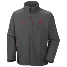 Men's Collegiate Ascender Softshell Jacket by Columbia
