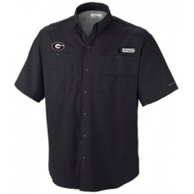 Collegiate Bonehead Short Sleeve Shirt by Columbia