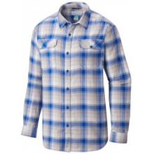 Men's Collegiate Flare Gun Flannel Ls Shirt by Columbia