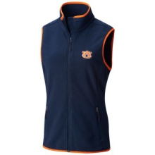 Women's Collegiate Fuller Ridge Fleece Vest by Columbia