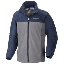 Boy's Dotswarm Full Zip Jacket by Columbia