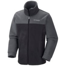 Boy's Dotswarm Full Zip Jacket by Columbia