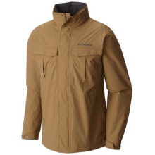 Men's Dr.Downpour Jacket by Columbia in Peninsula Oh