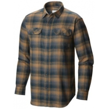 Men's Flare Gun Flannel III Long Sleeve Shirt by Columbia in Champaign Il