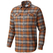 Men's Flare Gun Flannel III Long Sleeve Shirt by Columbia in Bowling Green Ky