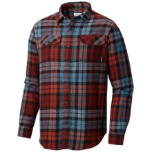 Men's Flare Gun Flannel III Long Sleeve Shirt by Columbia in Charlotte Nc
