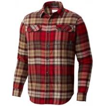 Men's Flare Gun Flannel III Long Sleeve Shirt by Columbia in Huntsville Al