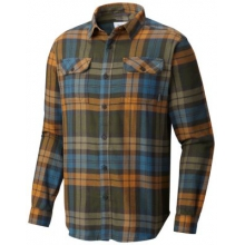 Men's Flare Gun Flannel III Long Sleeve Shirt by Columbia in Mt Pleasant Sc
