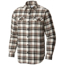Men's Flare Gun Flannel III Long Sleeve Shirt by Columbia in Clinton Township Mi