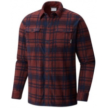 Men's Forest Park Printed Overshirt by Columbia