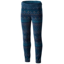 Girl's Glacial Printed Legging by Columbia in Huntsville Al