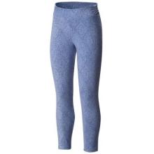 Girl's Glacial Printed Fleece Legging Pant by Columbia