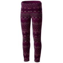 Youth Girl's Glacial Printed Legging by Columbia