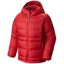 Youth Boy's Gold 550 Turbodown Hooded Down Jacket