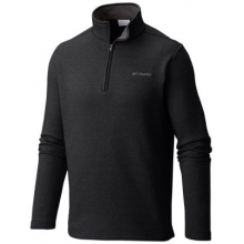 Men's Great Hart Mountain III Half Zip Fleece by Columbia