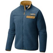 Men's Harborside Heavy Weight Fz Fleece by Columbia