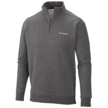 Men's Tall Hart Mountain II Half Zip by Columbia