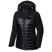 Women's Heatzone 1000 Turbodown Hdd Jacket by Columbia