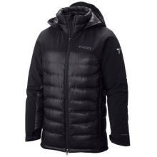 Men's Heatzone 1000 Turbodown Hooded Jacket by Columbia in Miami Fl