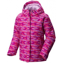 Girl's Toddler Horizon Ride Jacket by Columbia in Cold Lake Ab