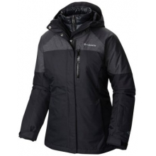 In Bounds 650 Turbodown Interchange Jacket by Columbia
