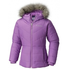 Youth Girl's Toddler Katelyn Crest Jacket by Columbia in Evanston Il
