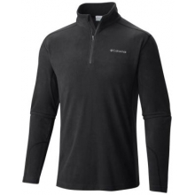 Men's Klamath Range II Half Zip by Columbia in Camrose Ab