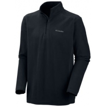 Men's Tall Klamath Range II Half Zip by Columbia