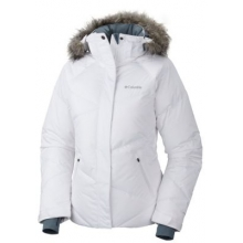 Women's Lay D Down Jacket by Columbia in Spring Tx