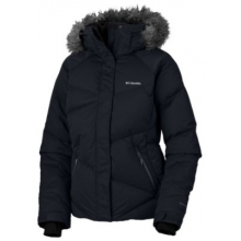 Women's Lay D Down Jacket by Columbia in Okemos Mi