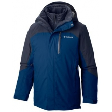 Men's Extended Lhotse II Interchange Jacket by Columbia