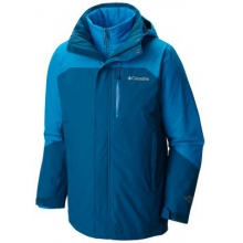 Men's Tall Lhotse II Interchange Jacket by Columbia