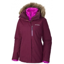 Women's Lhotse Interchange Jacket by Columbia