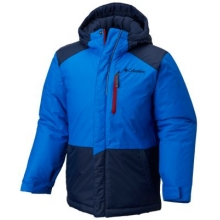 Youth Boys Toddler Lightning Lift Jacket by Columbia in Camrose Ab