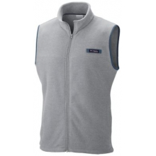 Men's Men'S Harborside Fleece Vest by Columbia in Kirkwood Mo
