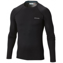 Men's Midweight Stretch Long Sleeve Top by Columbia in Cochrane Ab