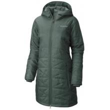 Women's Mighty Lite Hooded Jacket by Columbia in Burlington Vt