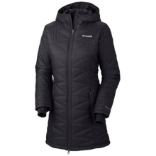 Women's Extended Mighty Lite Hooded Jacket by Columbia in San Diego Ca