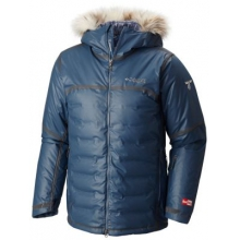 Men's Outdry Ex Diamond Heatzone Jacket by Columbia in Courtenay Bc