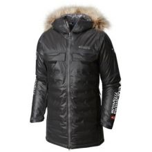 Men's Outdry Ex Diamond Heatzone Long Parka by Columbia in Manhattan Beach Ca