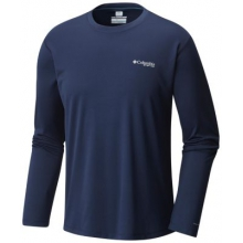 Men's Pfg Zero Rules Ls Shirt by Columbia in Harrisonburg Va