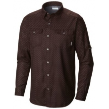 Pilsner Lodge Print Long Sleeve Shirt by Columbia