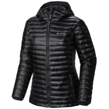 Women's Platinum Plus 740 Turbodown Hooded Jkt by Columbia