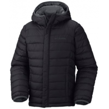 Youth Boy's Powder Lite Puffer by Columbia in Okemos Mi