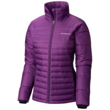 Women's Powder Pillow Hybrid Jacket by Columbia in Okemos Mi