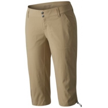Women's Saturday Trail II Knee Pant by Columbia in Red Deer Ab