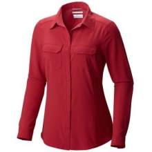 Women's Saturday Trail III Long Sleeve Shirt by Columbia