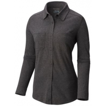 Women's Saturday Trail Knit Long Sleeve Shirt by Columbia