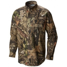Sharptail Camo Long Sleeve Shirt by Columbia