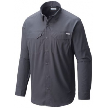 Men's Tall Silver Ridge Lite Long Sleeve Shirt by Columbia